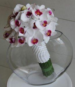 آموزش دسته گل عروس