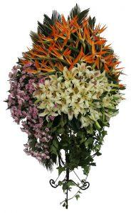 آموزش گلهای پایه دار تشریفاتی